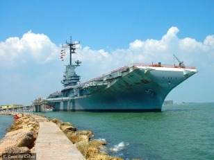 2009 USS Lexington 8