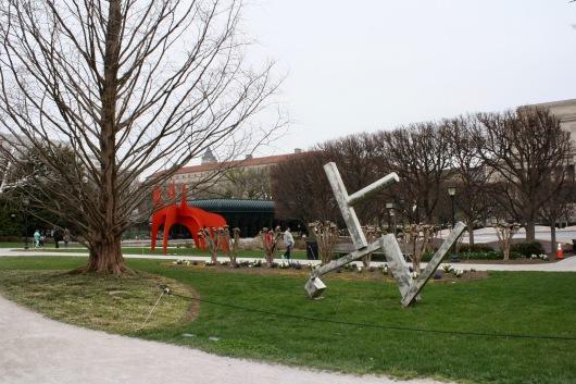 2018 04-06 Sculpture Garden 01