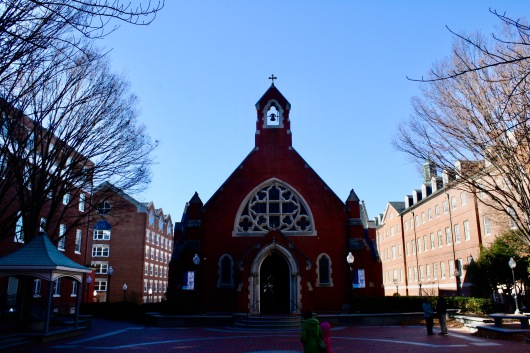 2019 11-29 Dahlgren Chapel 01