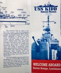 USS KIDD 1